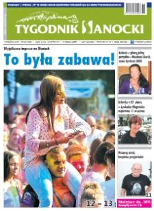 Tygodnik Sanocki, 2018, nr 36
