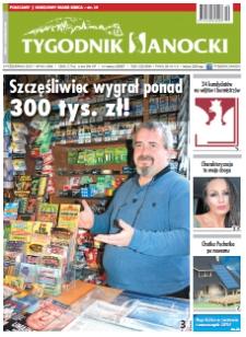 Tygodnik Sanocki, 2018, nr 40