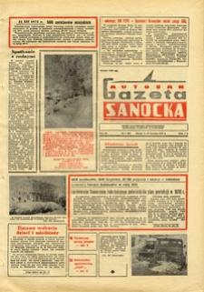 "Gazeta Sanocka ""Autosan"", 1976, nr 1-2"