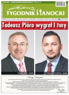 Tygodnik Sanocki, 2018, nr 43