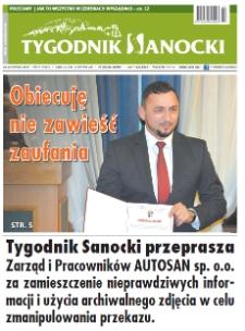 Tygodnik Sanocki, 2018, nr 47