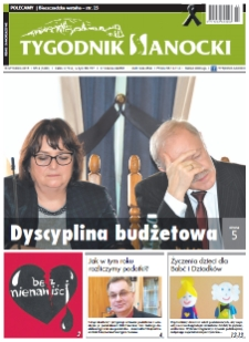 Tygodnik Sanocki, 2019, nr 3