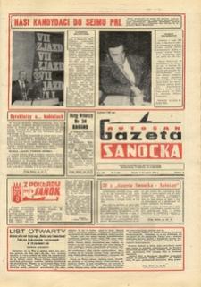 "Gazeta Sanocka ""Autosan"", 1976, nr 5-6"