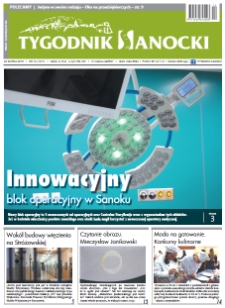Tygodnik Sanocki, 2019, nr 12
