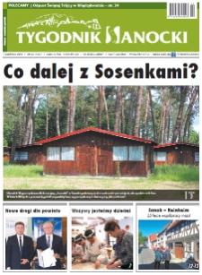 Tygodnik Sanocki, 2019, nr 22