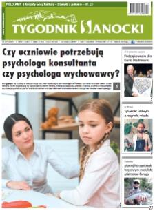 Tygodnik Sanocki, 2019, nr 27