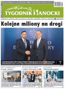 Tygodnik Sanocki, 2019, nr 35