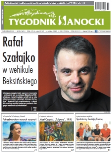 Tygodnik Sanocki, 2019, nr 36