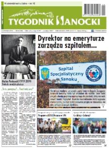 Tygodnik Sanocki, 2019, nr 44