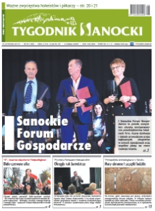 Tygodnik Sanocki, 2019, nr 45
