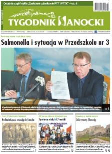 Tygodnik Sanocki, 2019, nr 47