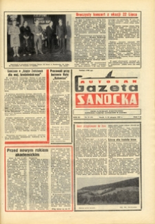 "Gazeta Sanocka ""Autosan"", 1976, nr 15-16"