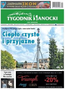 Tygodnik Sanocki, 2020, nr 31