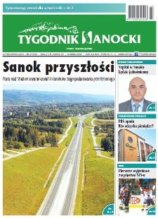 Tygodnik Sanocki, 2020, nr 43