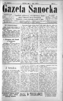 Gazeta Sanocka, 1895, nr 14