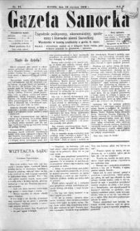 Gazeta Sanocka, 1896, nr 41