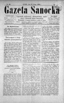 Gazeta Sanocka, 1896, nr 46