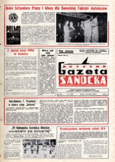 "Gazeta Sanocka ""Autosan"", 1980, nr 4-6"