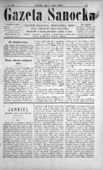 Gazeta Sanocka, 1896, nr 48