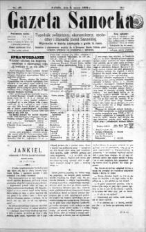 Gazeta Sanocka, 1896, nr 49