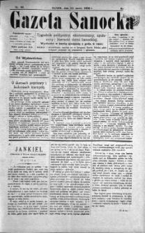 Gazeta Sanocka, 1896, nr 50