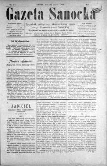 Gazeta Sanocka, 1896, nr 51
