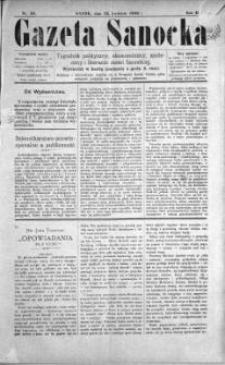 Gazeta Sanocka, 1896, nr 54