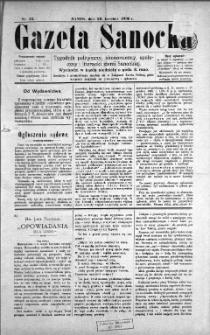 Gazeta Sanocka, 1896, nr 55