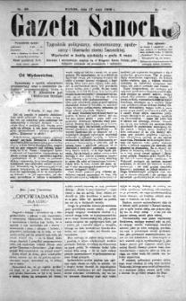 Gazeta Sanocka, 1896, nr 59