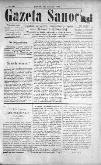 Gazeta Sanocka, 1896, nr 60