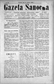Gazeta Sanocka, 1896, nr 63