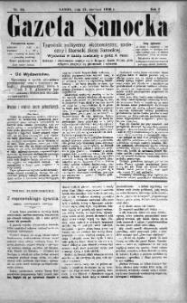 Gazeta Sanocka, 1896, nr 64
