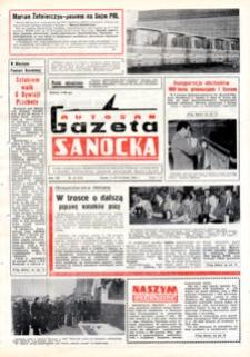 "Gazeta Sanocka ""Autosan"", 1980, nr 10-12"