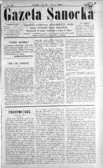 Gazeta Sanocka, 1896, nr 76