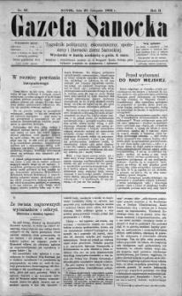 Gazeta Sanocka, 1896, nr 87