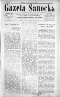 Gazeta Sanocka, 1896, nr 91