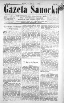 Gazeta Sanocka, 1897, nr 94