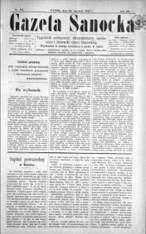 Gazeta Sanocka, 1897, nr 95