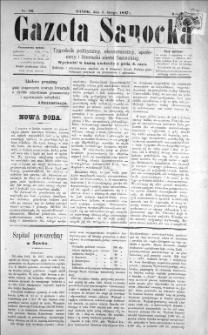 Gazeta Sanocka, 1897, nr 96