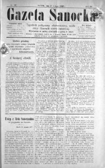 Gazeta Sanocka, 1897, nr 97