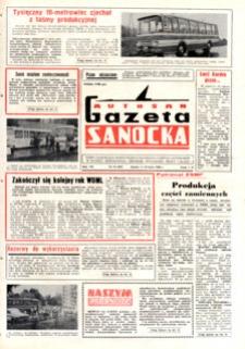 "Gazeta Sanocka ""Autosan"", 1980, nr 19-21"