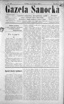 Gazeta Sanocka, 1897, nr 101