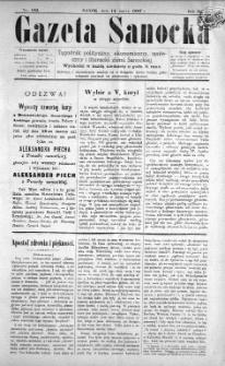 Gazeta Sanocka, 1897, nr 102