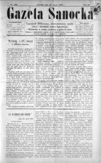 Gazeta Sanocka, 1897, nr 103