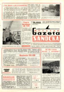 "Gazeta Sanocka ""Autosan"", 1980, nr 22-24"