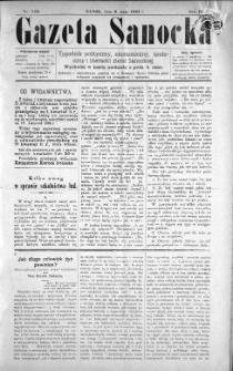 Gazeta Sanocka, 1897, nr 110