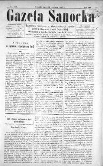 Gazeta Sanocka, 1897, nr 116