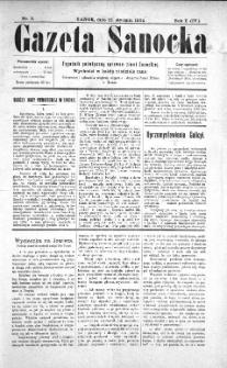 Gazeta Sanocka, 1904, nr 2