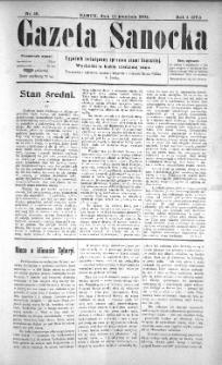 Gazeta Sanocka, 1904, nr 16
