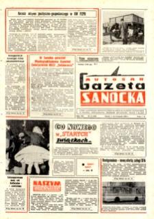 "Gazeta Sanocka ""Autosan"", 1980, nr 31-33"